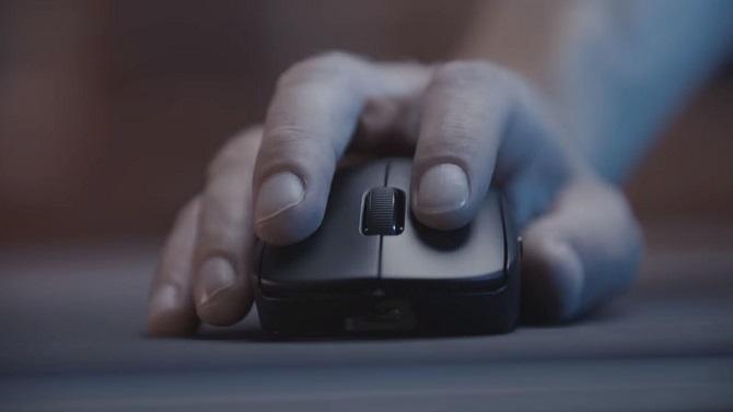 TEST de la souris gaming sans fil Logitech PRO