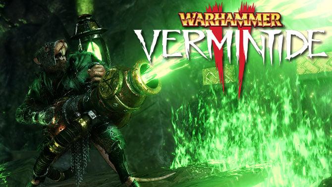 Warhammer Vermintide 2 jouable gratuitement tout ce week-end