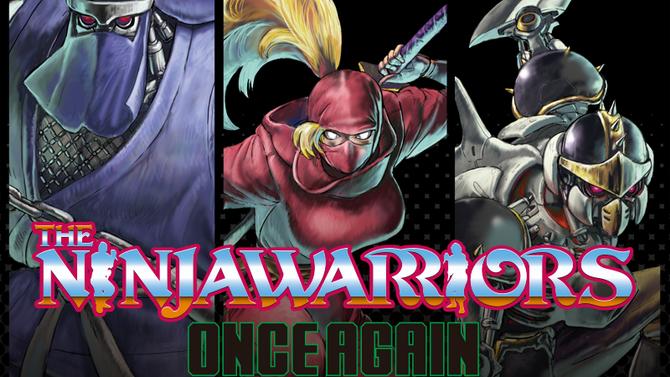 The Ninja Warriors Once Again : Le portage du remake Super NES arrive... sur Switch
