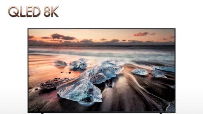 IFA 2018 : Samsung dévoile le Q9000R, un écran 8K pour le grand public