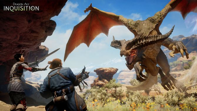 BioWare répond sur l'avenir de Dragon Age et Mass Effect