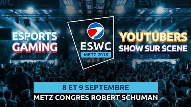 eSport : L'ESWC Metz commence ce samedi 8 septembre, le programme