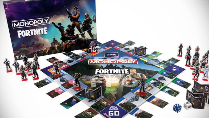Fortnite aura bientôt le droit à son... Monopoly, avec des règles spécifiques
