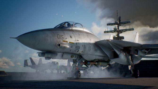 Ace Combat 7 : Voici les configuration PC