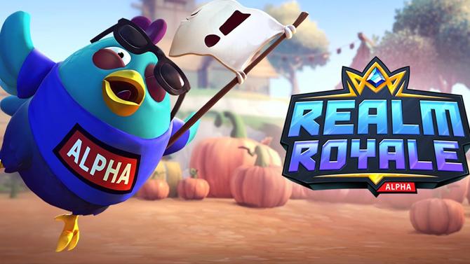 Realm Royale : Les développeurs reviennent aux bases avec un nouveau patch
