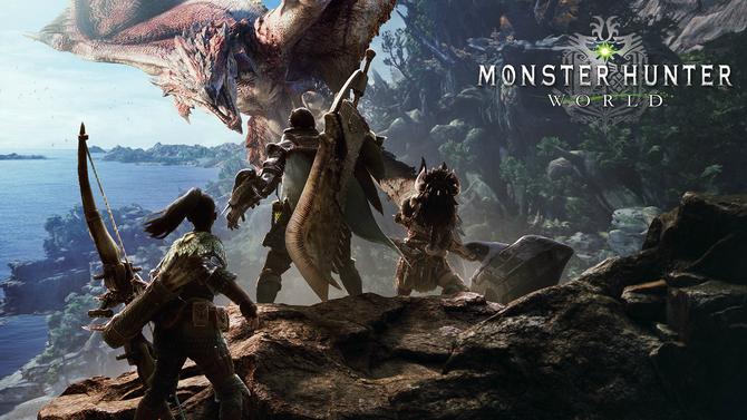 Capcom : De gros résulats financiers et un record avec Monster Hunter World