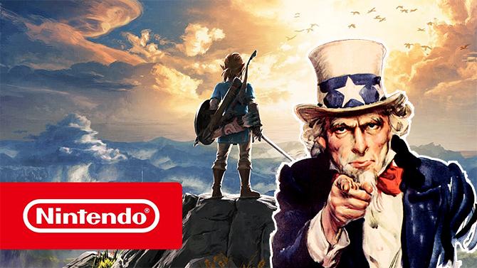 Nintendo continue de recruter pour le prochain Legend of Zelda