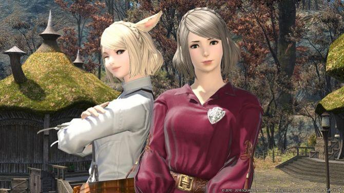 Final Fantasy XIV Online : La mise à jour 4.45 est là, bienvenue dans la Terre Interdite d'Eurêka