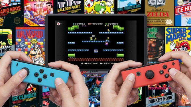 Nintendo Switch Online : Encore un jeu NES surprise