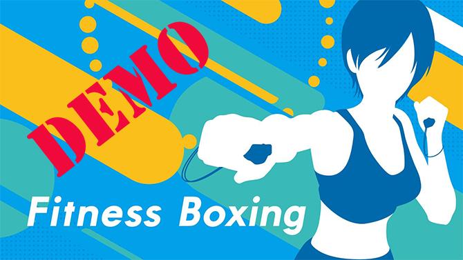 Fitness Boxing : Le jeu de remise en forme s'offre une démo sur l'eShop