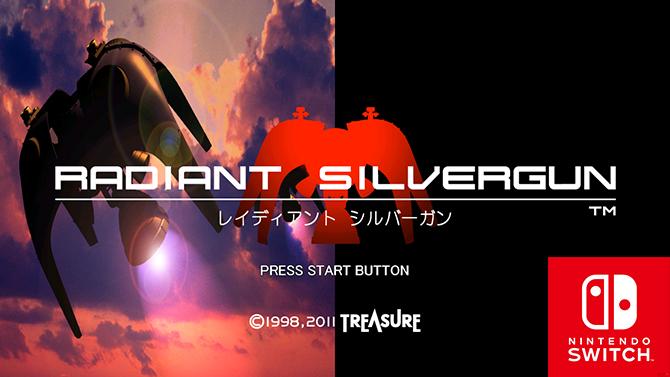 Radiant Silvergun : Le légendaire shoot'em up pourrait sortir sur Switch