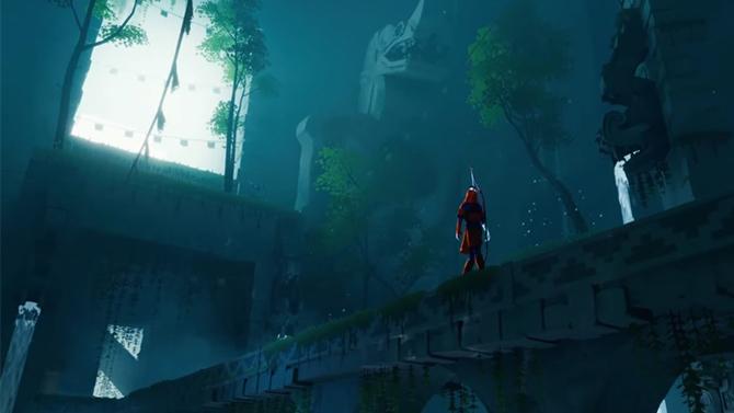 Game Awards : The Pathless, le nouveau jeu des créateurs d'Abzû arrive en exclusivité sur PS4