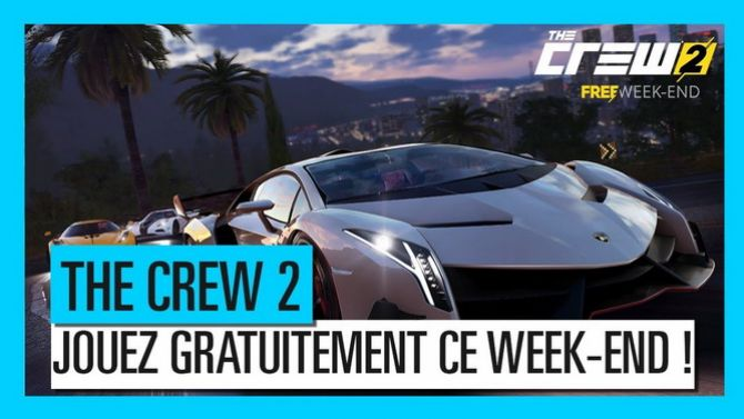 the crew 2 gratuit pour le week end les infos. Black Bedroom Furniture Sets. Home Design Ideas