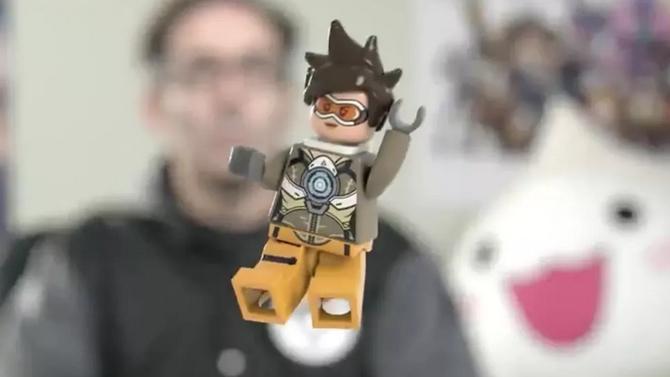 Overwatch : Les jouets LEGO sont disponibles à l'achat
