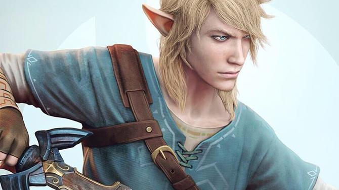 L'art director de God of War s'amuse à recréer les personnages de Smash Bros. Ultimate