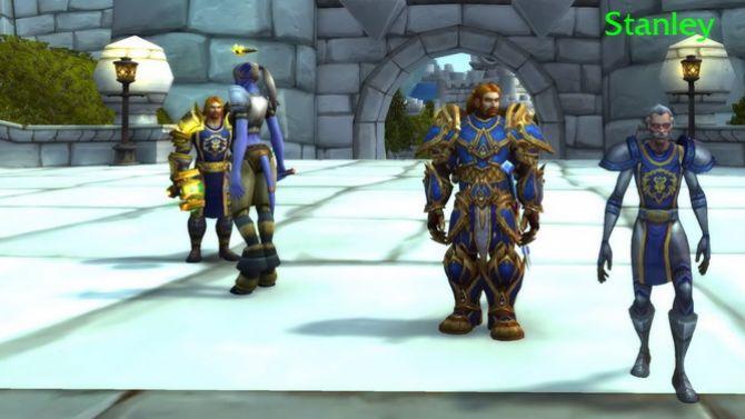 World of Warcraft : Blizzard rend hommage à Stan Lee