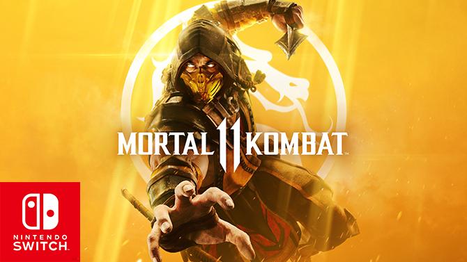 Mortal Kombat 11 parle de sa version Switch et du cross-play