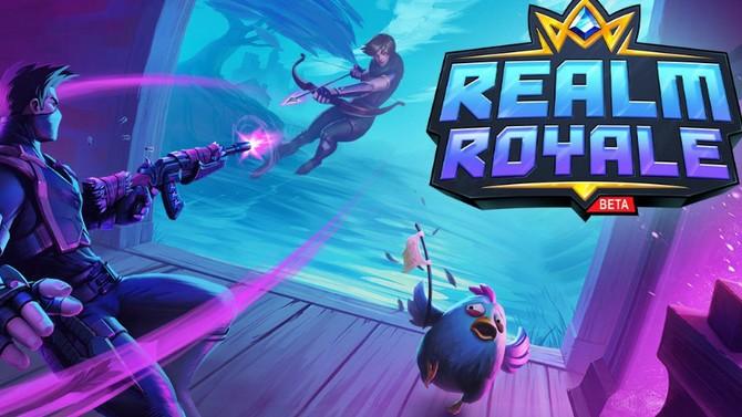 Realm Royale passe en bêta ouverte sur PS4, un tournoi annoncé pour février