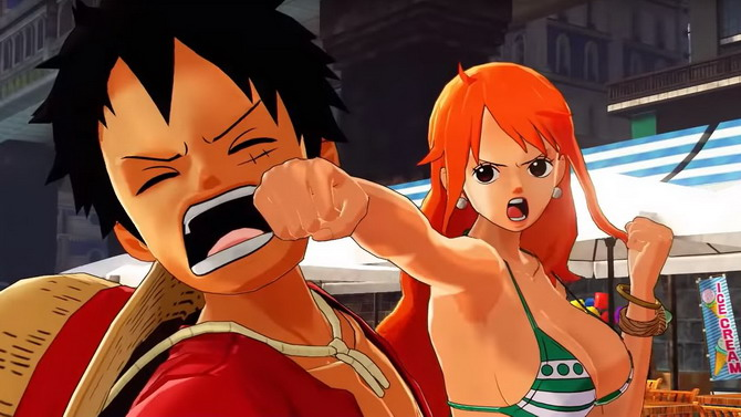 One Piece World Seeker : Un nouveau trailer qui tabasse
