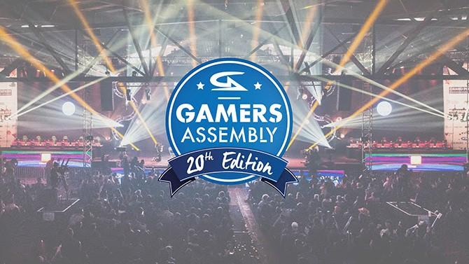 Quels tournois à la vingtième édition de la Gamers Assembly ? Demandez le programme !