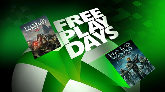 C'est gratuiiit : Double dose de Halo Wars pour le week-end
