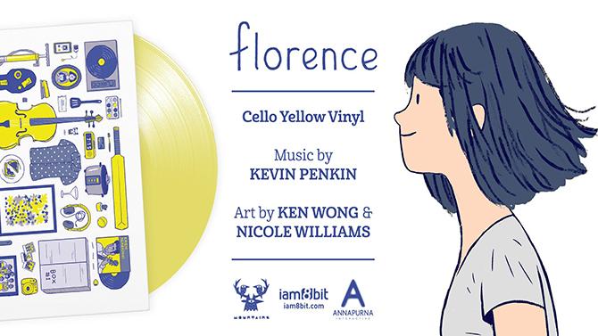 La bande-son de Florence se pré-commande en vinyle