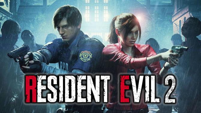 Resident Evil 2 : Quatre millions d'exemplaires distribués