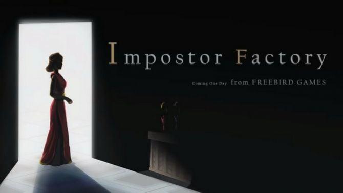 Impostor Factory : Le nouveau jeu des créateurs de To the Moon se présente en vidéo