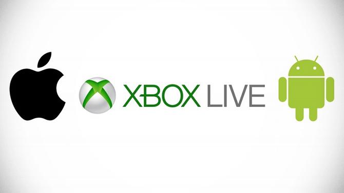 Le Xbox Live annoncé sur iOS et Android, la Switch mentionnée par Microsoft