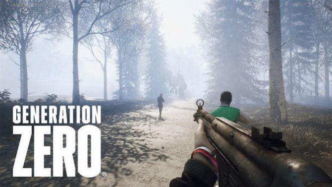 Generation Zero éjecte son trailer de lancement