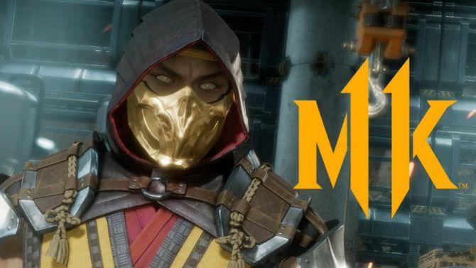 Mortal Kombat 11 : La Bêta fermée prend date sur PS4 et Xbox One