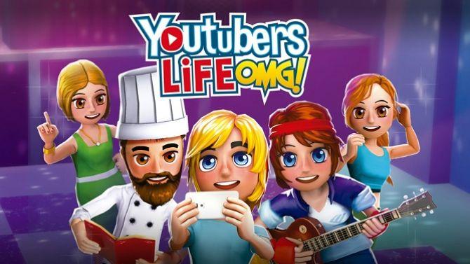 Youtubers Life OMG ! arrive sur Switch en édition physique