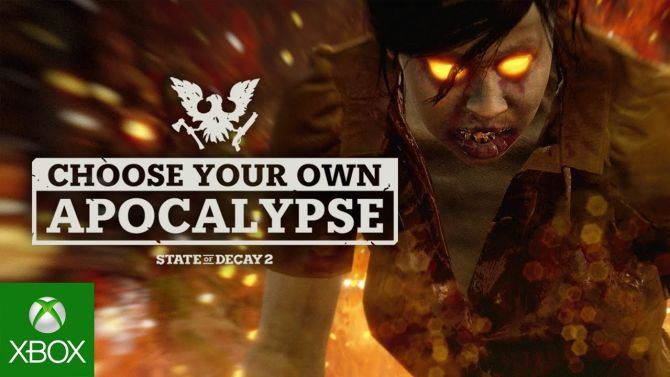 State of Decay 2 rehausse sa difficulté, la bande annonce