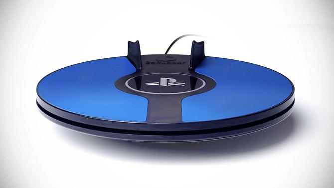 PlayStation VR : Un accessoire pour se déplacer avec ses pieds bientôt commercialisé