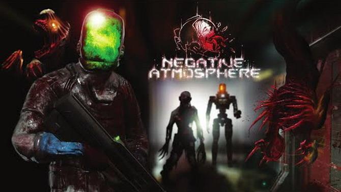 Dead Space vous manque ? Voici Negative Atmosphere, un survival horror qui lui ressemble BEAUCOUP