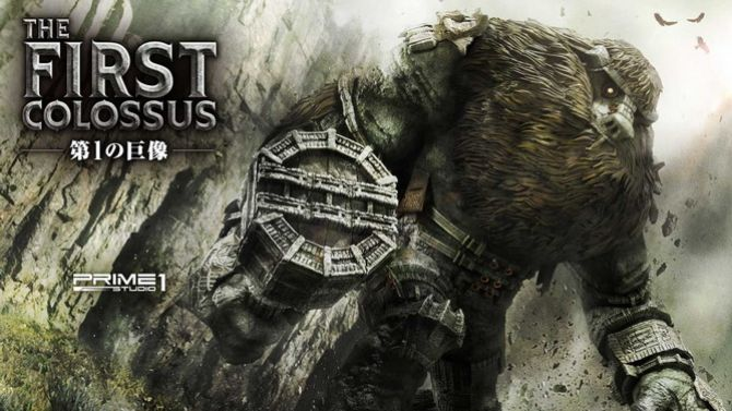 Bluepoint : Le nouveau projet ira plus loin que Shadow of the Colossus