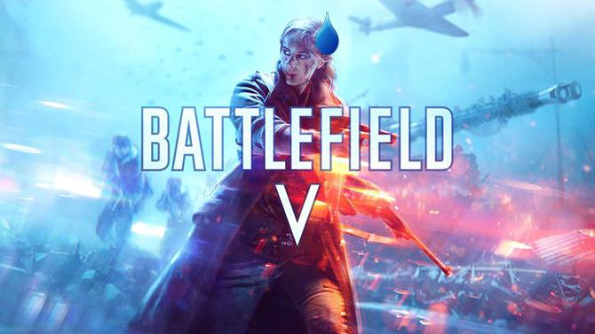 L'image du jour : Un énorme problème dans le battle royale de Battlefield V