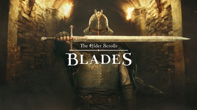The Elder Scrolls Blades sortira finalement début 2019