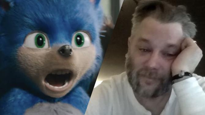 Sonic le Film : Yuji Naka réagit à l'annonce du changement de design de Sonic