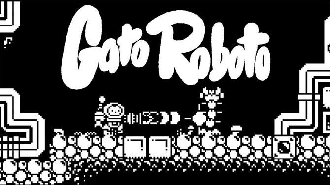 Gato Roboto : 20 minutes de gameplay mignonnes comme tout