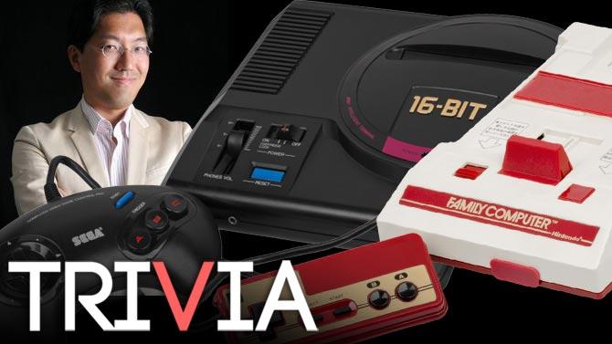 """TRIVIA : Un """"nouveau"""" modèle de Game Gear commercialisé dans les années 2000"""