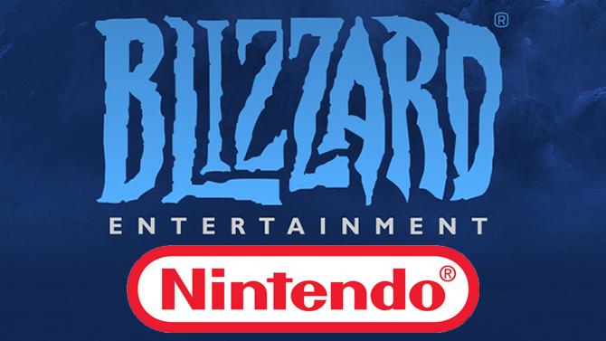Nintendo Switch : Après Diablo III, Blizzard espère continuer son partenariat avec Nintendo
