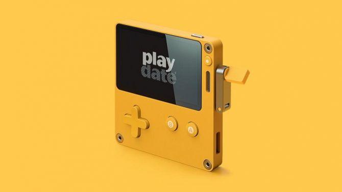 Qu'est-ce qui est jaune et qui a une manivelle ? La console Playdate... Prix, date de sortie et jeux