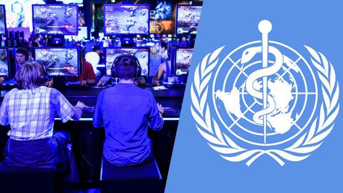 Le Trouble du jeu vidéo définitivement inscrit comme une maladie selon l'OMS