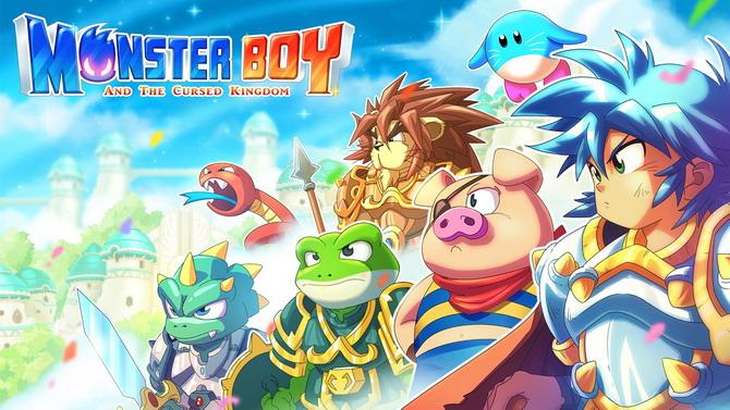 Monster Boy et le Royaume Maudit se date sur PC