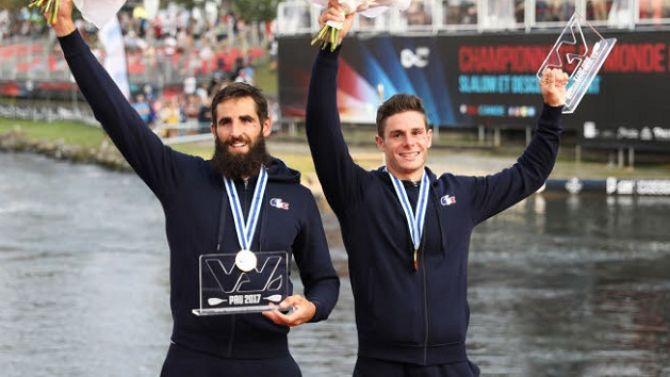 eSport : Mathieu Péché, multiple champion du monde de Canoë Kayak rejoint Team Vitality