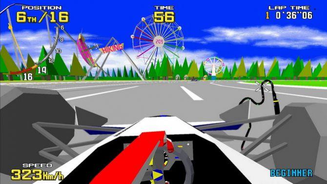 SEGA Ages : Wonder Boy Monster Land et Virtua Racing datés sur Switch en Occident