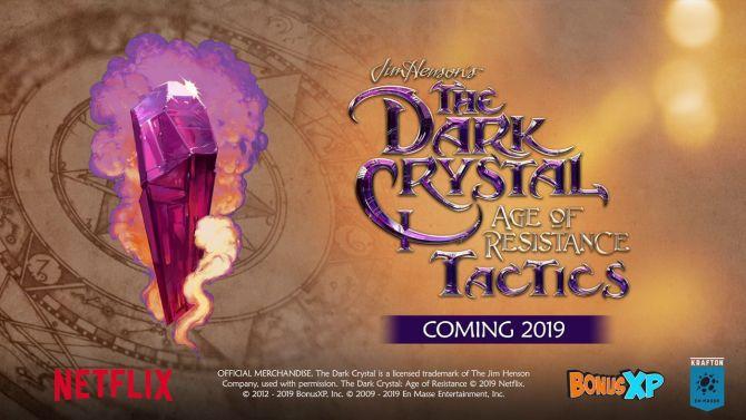 E3 2019 : L'adaptation du film fantastique Dark Crystal se montre furtivement