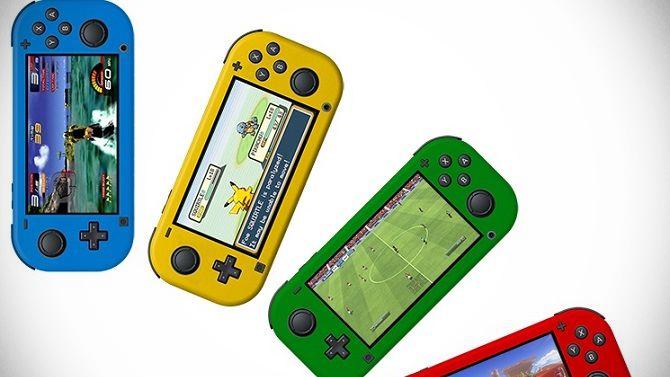 Nintendo Switch : La production des deux nouveaux modèles aurait commencé