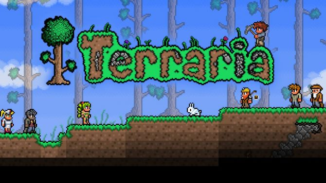 Terraria : Le portage Nintendo Switch fait parler de lui et se montre (furtivement) en vidéo